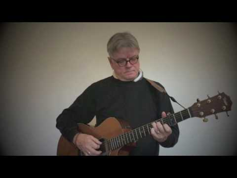 Sov på min arm.(Nocturne) Evert Taube. Performed by Flemming Oppenhagen Behrend