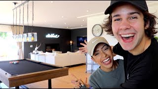 connectYoutube - NEW HOUSE TOUR!!