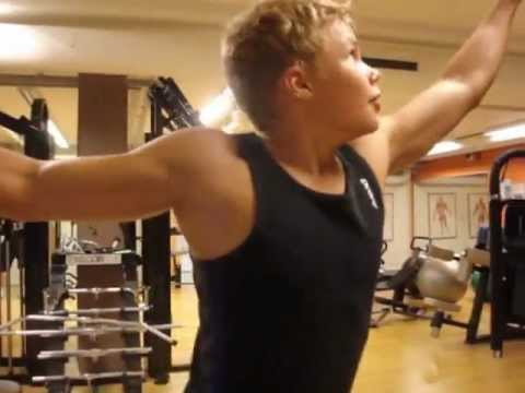 sweden workout