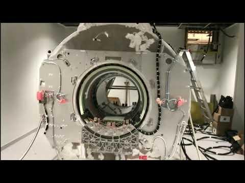 A nova resonancia magnética chega ó Hospital Montecelo