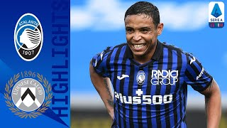 Atalanta 3-2 Udinese | Muriel Bags Brace In Thrilling Atalanta Win! | Serie A TIM