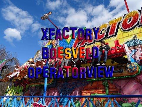 Xfactory de Poorter Operatorview