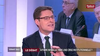 Affaire Benalla : « Voir le Premier ministre sortir sur le perron de Matignon, pour critiquer le tr