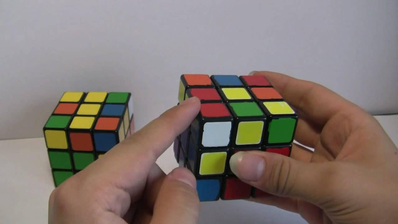 кубик рубика схема джессики фридрих