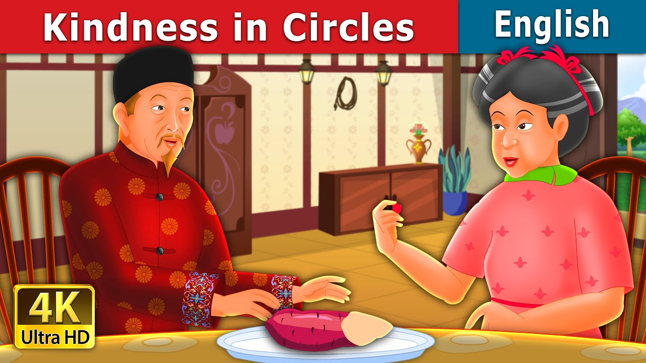Kindness in Circles Story in English | Stories for Teenagers | English Fairy Tales
