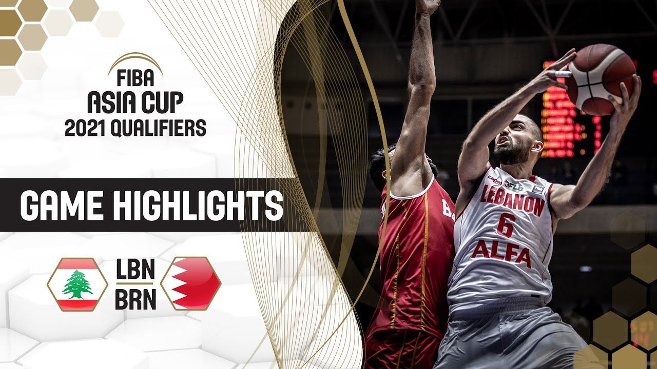 Lebanon v Bahrain - Highlights - FIBA Asia Cup 2021