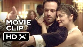 Mood Indigo Movie CLIP - Honeymoon (2014) - Audrey Tautou, Romain Duris Movie HD