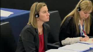 Eugen FREUND @ Debates - Wednesday, 11 March 2015 - Annual report from the High Representative of th