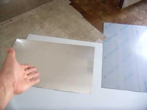 Лист нержавеющий AISI 304 матовый, зеркальный и сатин.