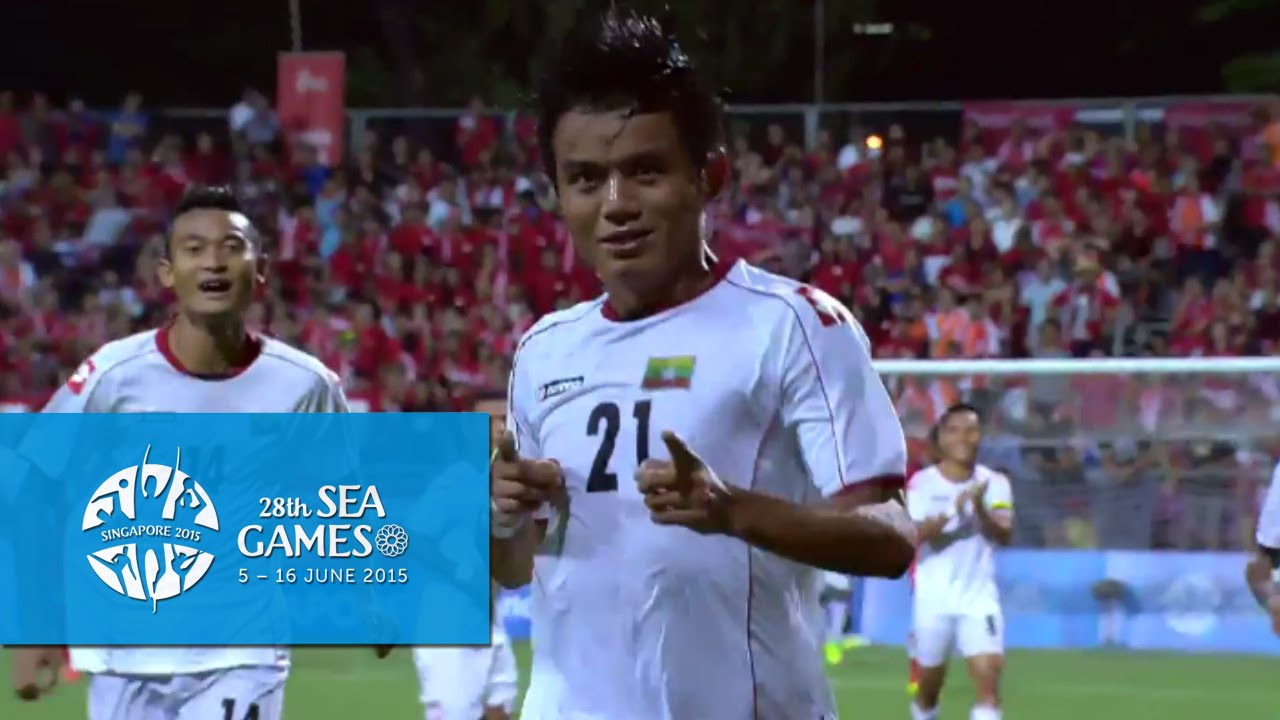 Video: U23 Singapore vs U23 Myanmar