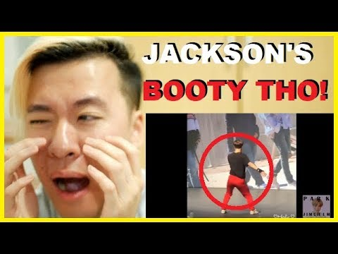 GOT7 (Jackson Try not to laugh CHALLENGE) JACKSON FUNNY MOMENTS 2018 Reaction | Got7 Reaction