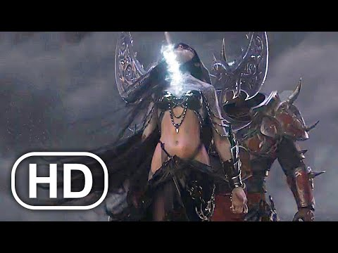 KING ARTHUR Knight's Tale Cinematic Intro 4K ULTRA HD Action (2021)