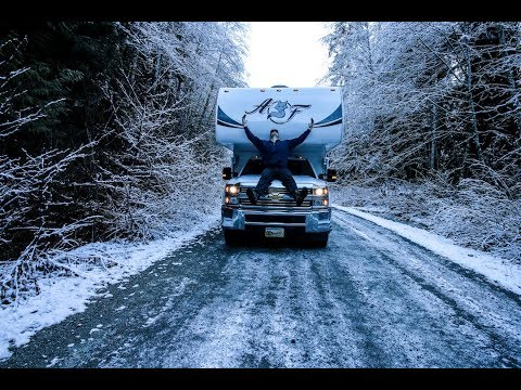 Can you RV In The Winter?