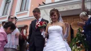 Свадьба Жени и Ани