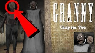 Granny: Chapter Two - Gameplay Walkthrough Part 1 - Granny Chapter 2 (iOS, Android)