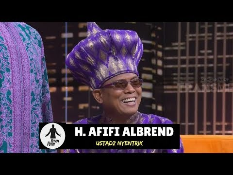 Kisah H. Afifi, Sang Pembimbing Haji Yang Nyentrik |  HITAM PUTIH (26/09/18) 4-4