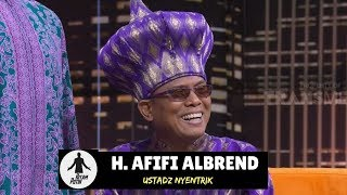 Kisah H. Afifi, Sang Pembimbing Haji Yang Nyentrik |  HITAM PUTIH (26\/09\/18) 4-4