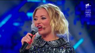 Delia, Horia Brenciu, Carla's Dreams si Stefan Banica canta pe scena X Factor