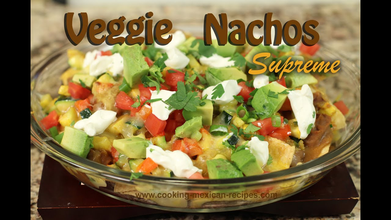 Easy vegetarian mexican appetizer recipes