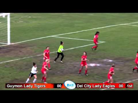 PTCI Soccer Guymon vs Del City 4-19-16 Girls