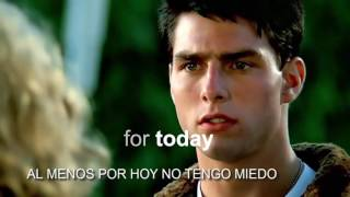 Top Gun- Berlin: Take my breath away - Quitame el aliento Ingles -Español subtitulada thumbnail