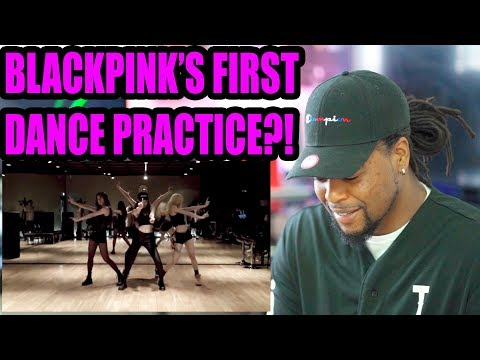 BLACKPINK First Dance Practice Video | Reaction!!! (블랙핑크)