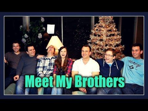 MEET MY BROTHERS | Tiffany | Vlog