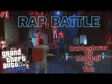 GTA 5 - Rap Battle With Bhokaal Gang Stream Highlight | Hindi RP