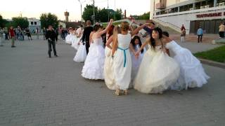 2015.06.06 - Иваново - Сбежавшие невесты - 2015 - На Пушкина