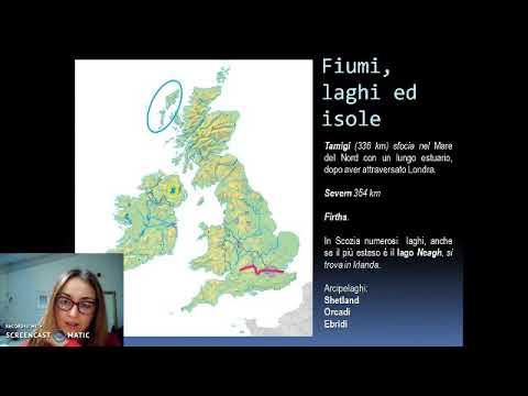 Isole britanniche: il Regno Unito