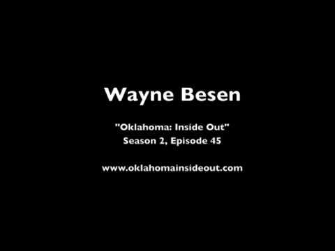 """Oklahoma: Inside Out"" Season 2 Episode 45 - Wayne Besen"