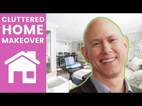 Andrew Mellen X Wasted Spaces: Cluttered Home Makeover