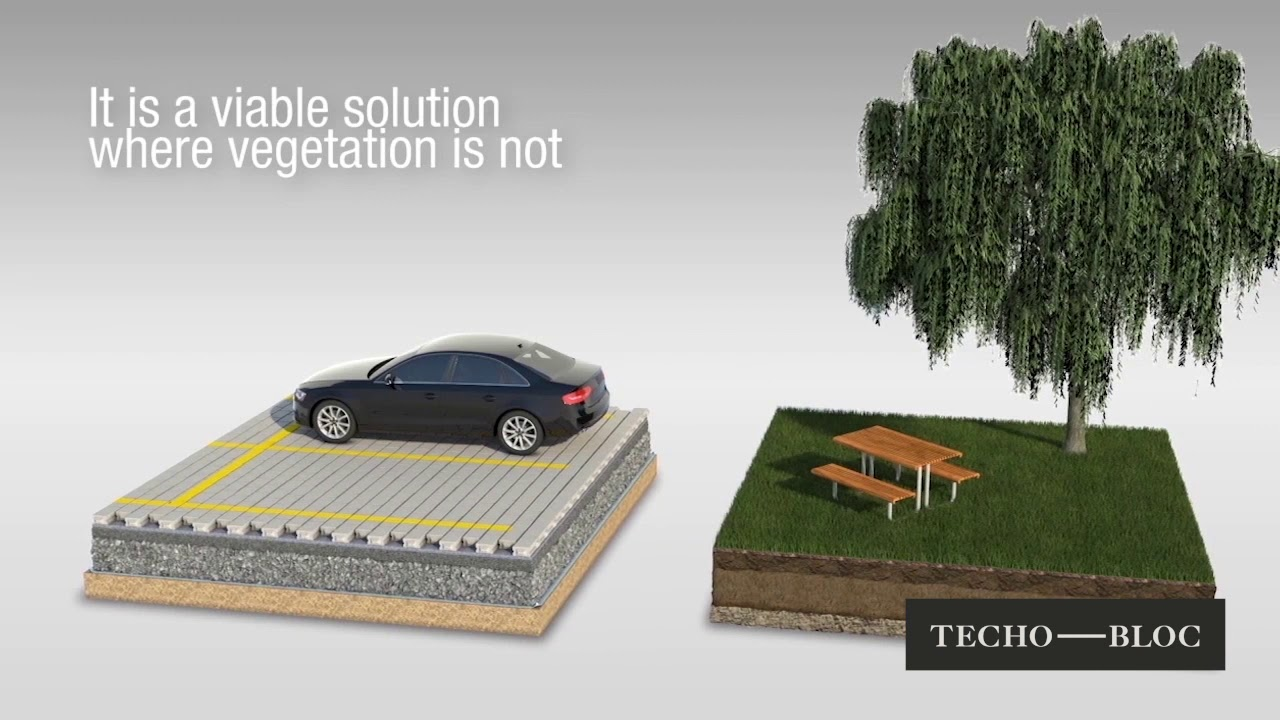 Benefits of Permeable Pavement