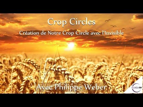 « Création de notre Crop Circle avec l'Invisible » avec Philippe Weber - NURÉA TV