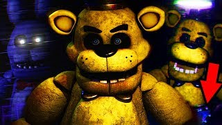 ATTACKED BY NEW REMASTERED ANIMATRONICS...    Five Nights at Freddy's Remake