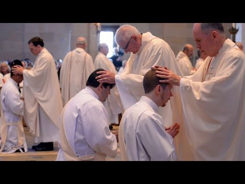 Three priests ordained
