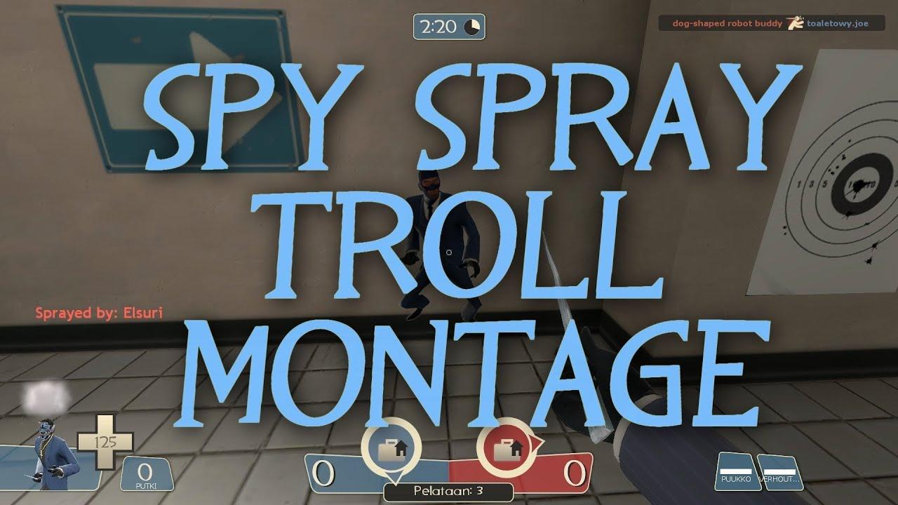 Tf2 Spray Troll