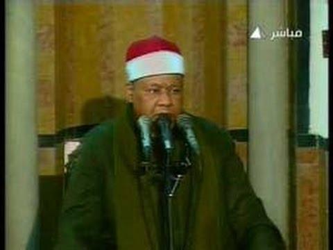 من روائع القارئ الشيخ أبو الوفا الصعيدى thumbnail