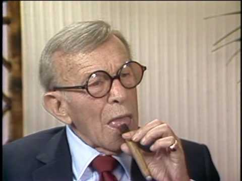 Interview with George Burns