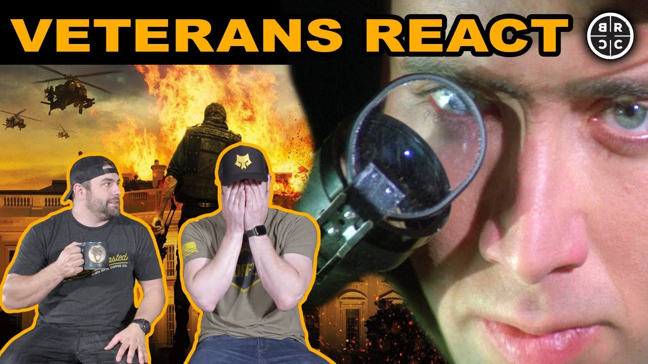 Veterans React - HELO Edition: EP16