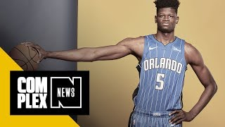 Mo Bamba Explains How Sheck Wes' Song Was Made