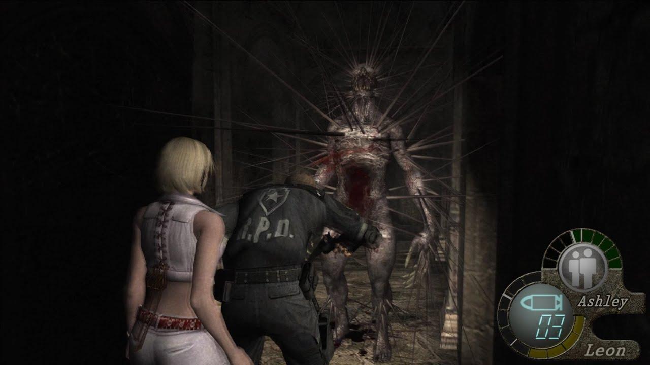 Resident evil 4 - Mod Arrange - Parte 45 - beso a besooo me enamoré de ti!!