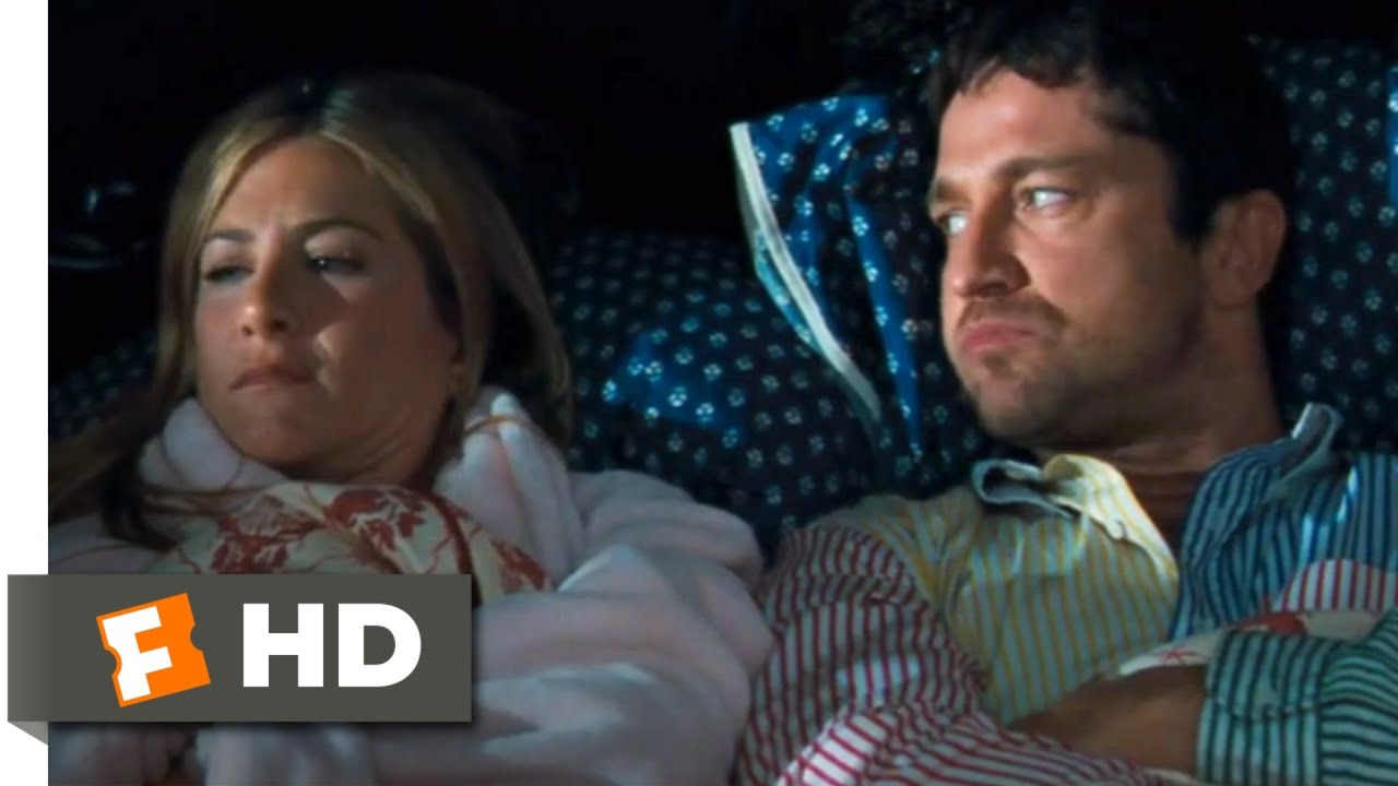 Download The Bounty Hunter (2010) - The Cupid Cabin Couple Scene (8/10)   Movieclips