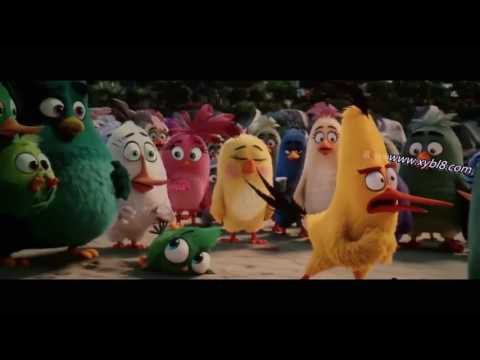 """Laidies Get Busy!"" [Dirty Joke]-The Angry Birds Movie. (HD-CAM)"