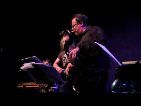 Michel Godard - improvisation au serpent