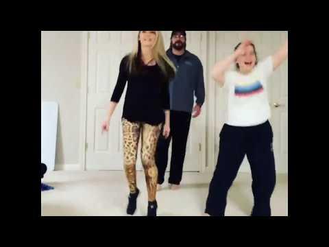 Collins Family #GivingTuesdayNow dance challenge