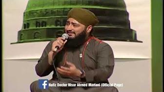 Aisa Tujhe Khaliq Ne - Hafiz Dr Nisar Ahmed Marfani 2017