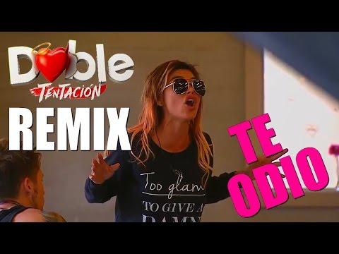 PUDRETE - TE ODIO - ANGIE REMIX DJ ICHO Doble Tentación