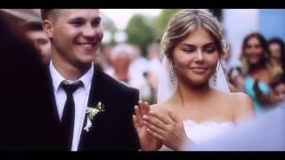 Кремовая классическая свадьба