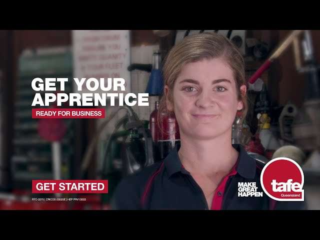 TAFE QUEENSLAND - Ready For Business campaign